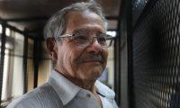 Cesar Montes, en audiencia de primera declaraci—n en  el juzgado octavo de mayor riesgo E acusado de asesinato y de ordenar ataque en contra de militares  Foto. Erick Avila:                      26/10/2020