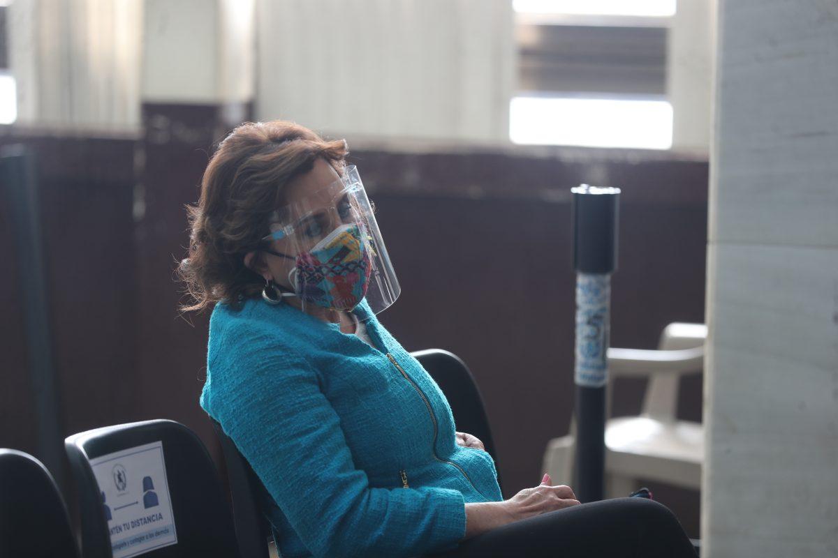 Sandra Torres solicita permiso para salir del arresto domiciliario durante las fiestas