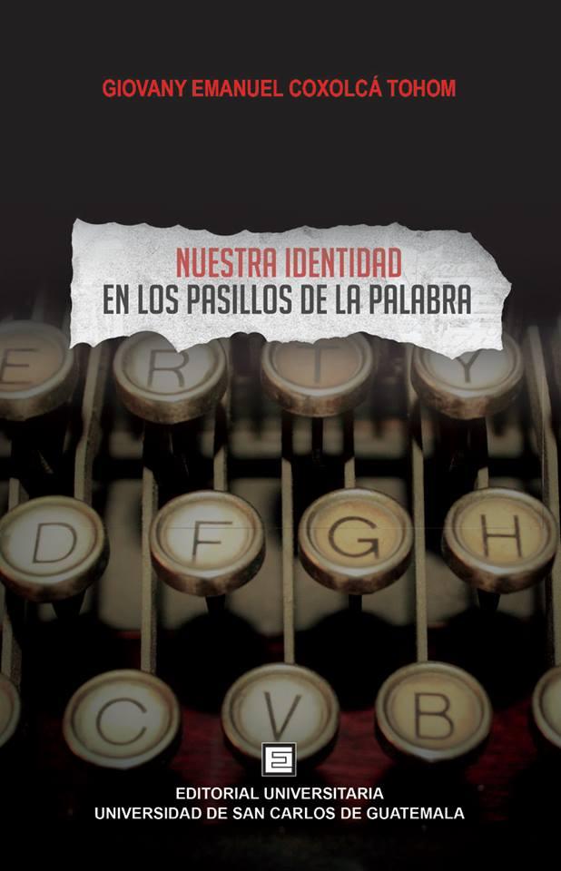Giovany Coxolcá premio de poesía de la Editorial Praxis 2020