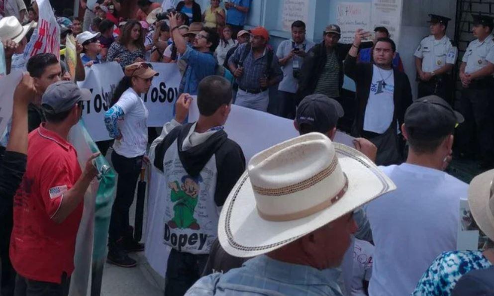 Gobierno y Parlamento del Pueblo Xinca acuerdan inicio de preconsulta relacionado con el derecho minero El Escobal