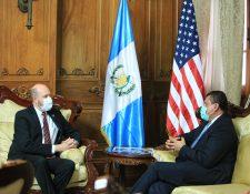 La cooperación bilateral fue uno de los temas principales de la reunión. (Foto: Vicepresidencia)