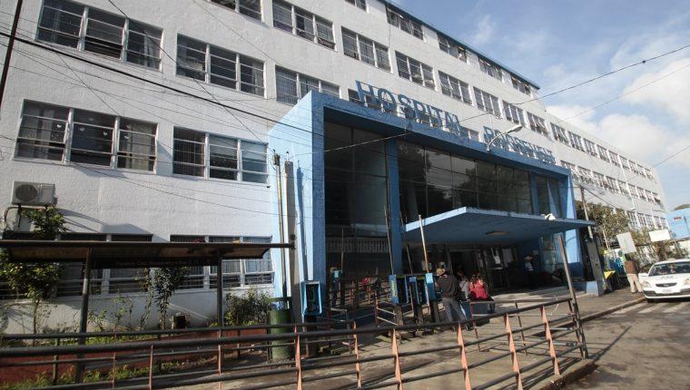 Las consultas externas de los hospitales nacionales llevan cerradas varios meses debido a la emergencia del coronavirus. (Foto HemerotecaPL)
