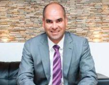 Samark José López Bello es  un empresario venezolano que busca EE. UU. (Foto Prensa Libre: Twitter)