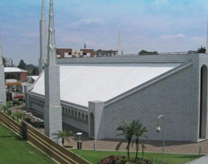 Templo de Ciudad de Guatemala de la Iglesia de Jesucristo de los Santos de los Últimos Días. (Foto Prensa Libre: Cortesía)