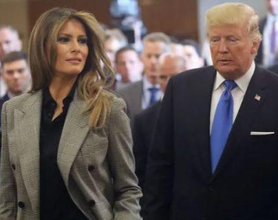 Pareja presidencial de EE. UU. tuvo contacto con asesora cercana que dio positivo por coronavirus. (Foto: AFP)