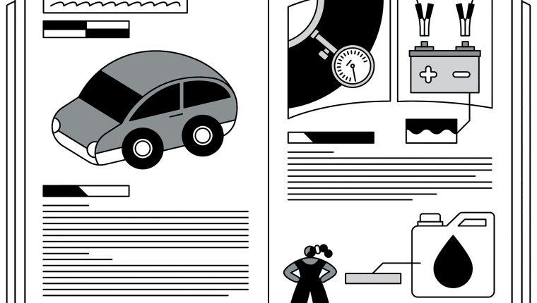 Mantén tu nuevo automóvil (usado) en marcha