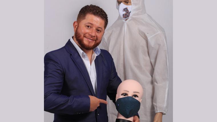 Innovar en pandemia: La fábrica que se transformó con la crisis y ahora ofrece trajes de bioseguridad