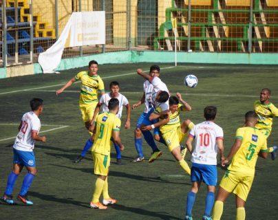 Petapa y Chimaltenango no se hacen daño en el  inicio del Apertura 2020 de la Primera División