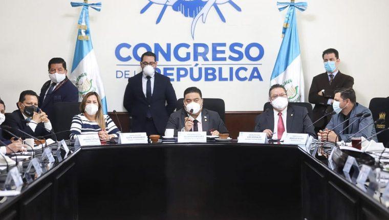 La propuesta de agenda que ha presentado la Junta Directiva sigue manteniendo en último puesto la elección de Cortes. Fotografía: Congreso.