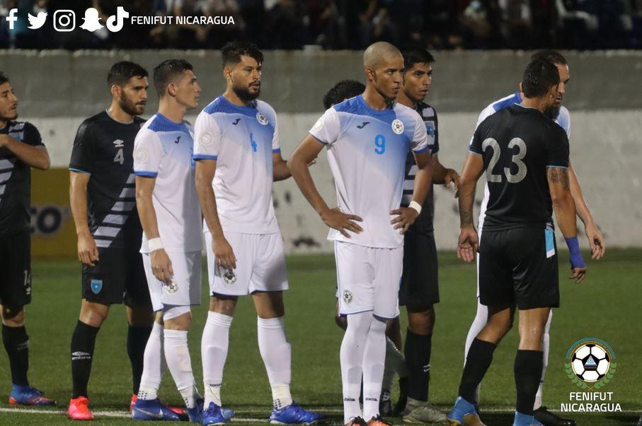 La Selección de Guatemala decepciona en Nicaragua con un amargo empate sin goles