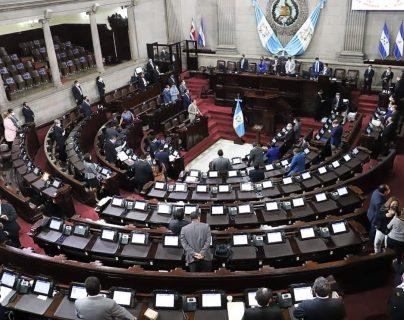 La Junta Directiva se encarga de proponer las agendas de la sesión y dirigir la plenaria, incluyendo los tiempos de la votación. Fotografía: Congreso.