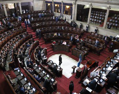 Congreso engaveta más de 100 iniciativas para la seguridad y desarrollo de la mujer