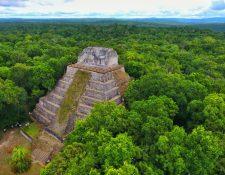 El Parque Nacional Yaxhá, en Petén, resguarda una incalculable riqueza natural. (Foto Prensa Libre: Cortesía Inguat)
