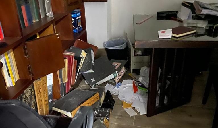 Presidente del IGSS denuncia robo en oficinas de empresa familiar y descarta que sea delincuencia común