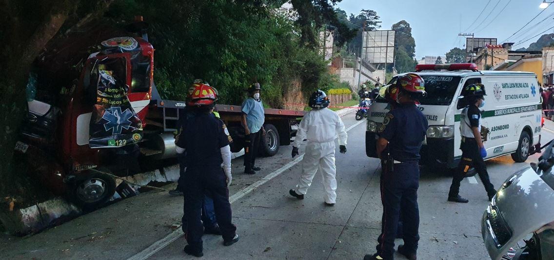 Serie de accidentes dejan 12 muertos y 24 heridos durante el fin de semana