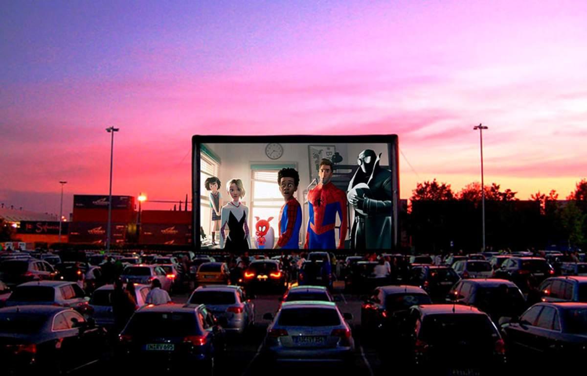Spot Drive In de Cayalá un nuevo modelo de entretenimiento