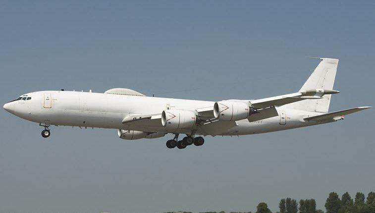 Estas aeronaves están dotadas de sistemas de comunicación de larga distancia que pueden llevar sin tropiezo la aprobación presidencial de lanzar misiles. (Foto Prensa Libre: Flickr)