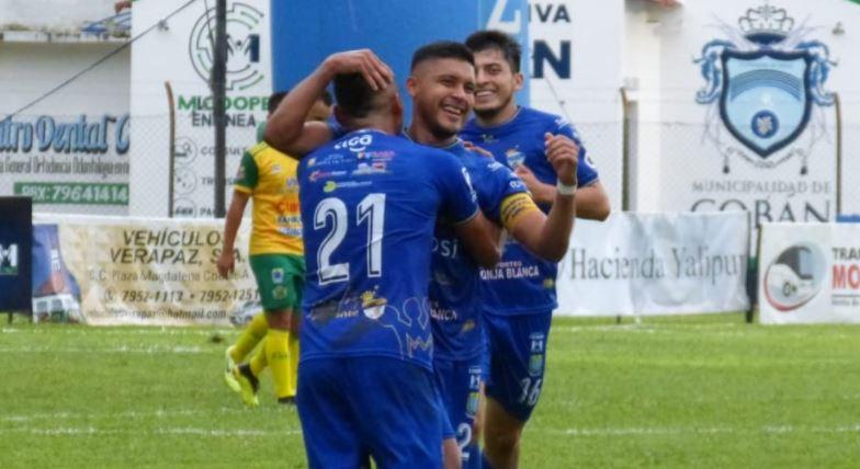 Cobán se reencuentra con el triunfo mientras Iztapa cede un empate en casa