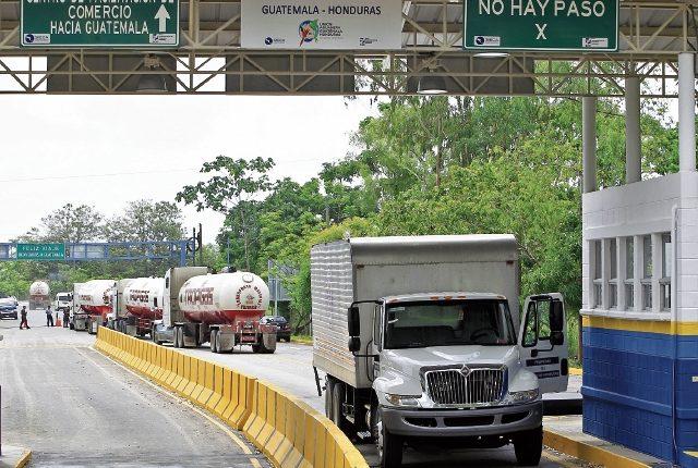 Protocolos de seguridad se aplicarán en fronteras hondureñas tras su reapertura. (Foto: Hemeroteca PL)