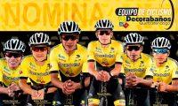 Equipo Decorabaños Ciclismo que participará en la 60 Vuelta Ciclística a Guatemala. (Foto Prensa Libre: Decorabaños)