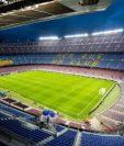 El Camp Nou será el escenario del clásico entre el FC Barcelona y el Real Madrid por La Liga que se celebrará sin público por la pandemia.