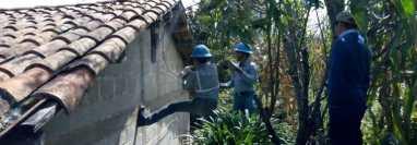 El decreto 15-2020 estableció prohibición de cortes de servicios básicos, sin embargo  la medida quedó sin vigencia al  finalizar el estado de Calamidad. (Foto, Prensa Libre: Hemeroteca PL).