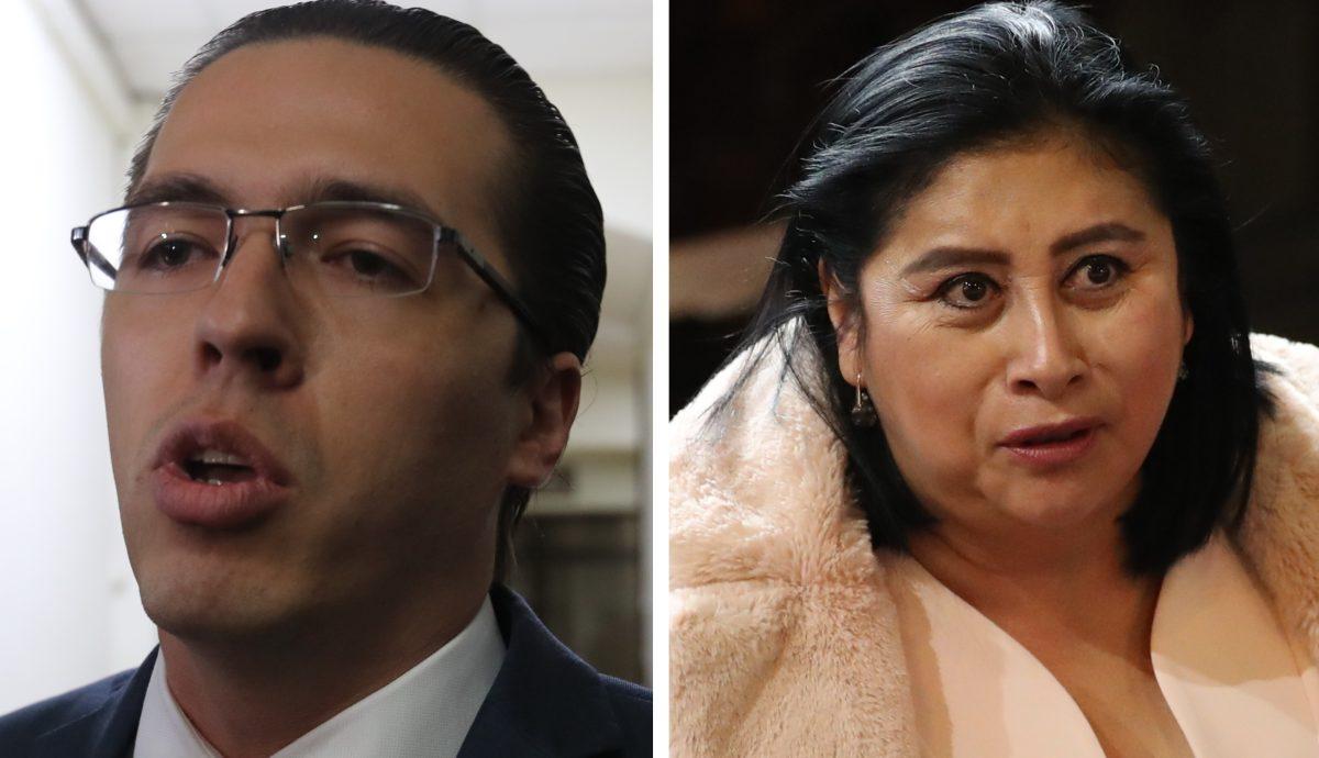 Felipe Alejos y Delia Bac: en qué casos de corrupción han estado involucrados y cómo han sido protegidos por la CSJ