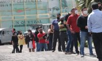 Hasta la fecha el Fondo de Protección al Empleo ha beneficiado a más de 187 mil 549 trabajadores suspendidos. (Foto Prensa Libre: Hemeroteca)