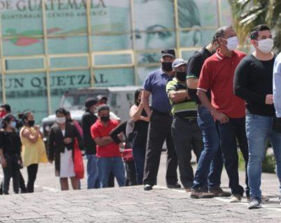Empresas de diversos sectores aún no han podido de reanudar labores o no han podido llamar a toda su planilla de personal. (Foto, Prensa Libre: Hemeroteca PL).