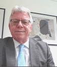 Harald Klein, embajador de Alemania en Guatemala.