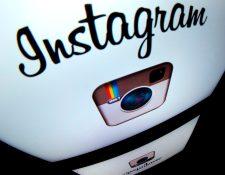 Instagram celebra 10 años y permite cambiar el ícono de la app. (Foto Prensa Libre: AFP)