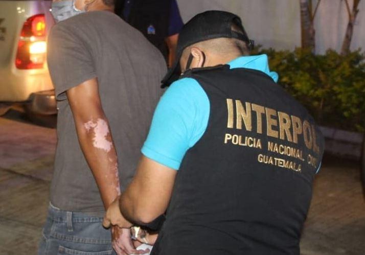 Caen en Guatemala tres salvadoreños buscados por la Interpol