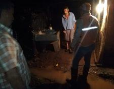 Más de cinco mil personas han sido damnificadas ha dejado la temporada de lluvia hasta octubre de 2020. (Foto Prensa Libre: Conred)