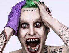 """Jared Leto volverá a ser el Joker para  el nuevo montaje de """"Justice League"""". (Foto Prensa Libre: Hemeroteca PL)"""
