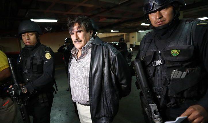 Roberto Kestler, exdiputado, fue detenido en noviembre de 2017. (Foto Prensa Libre: Hemeroteca PL)