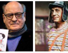 Hijo de Chespirito recuerda similitud en el trabaje de su padre y el de Quino. (Foto Prensa Libre: Hemeroteca PL)
