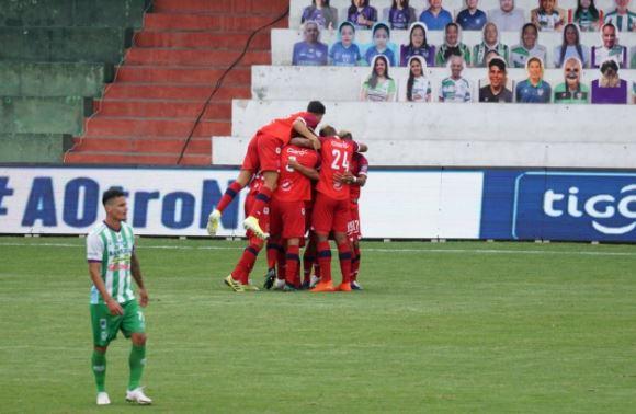 Malacateco se impone a Antigua GFC en el estadio Pensativo