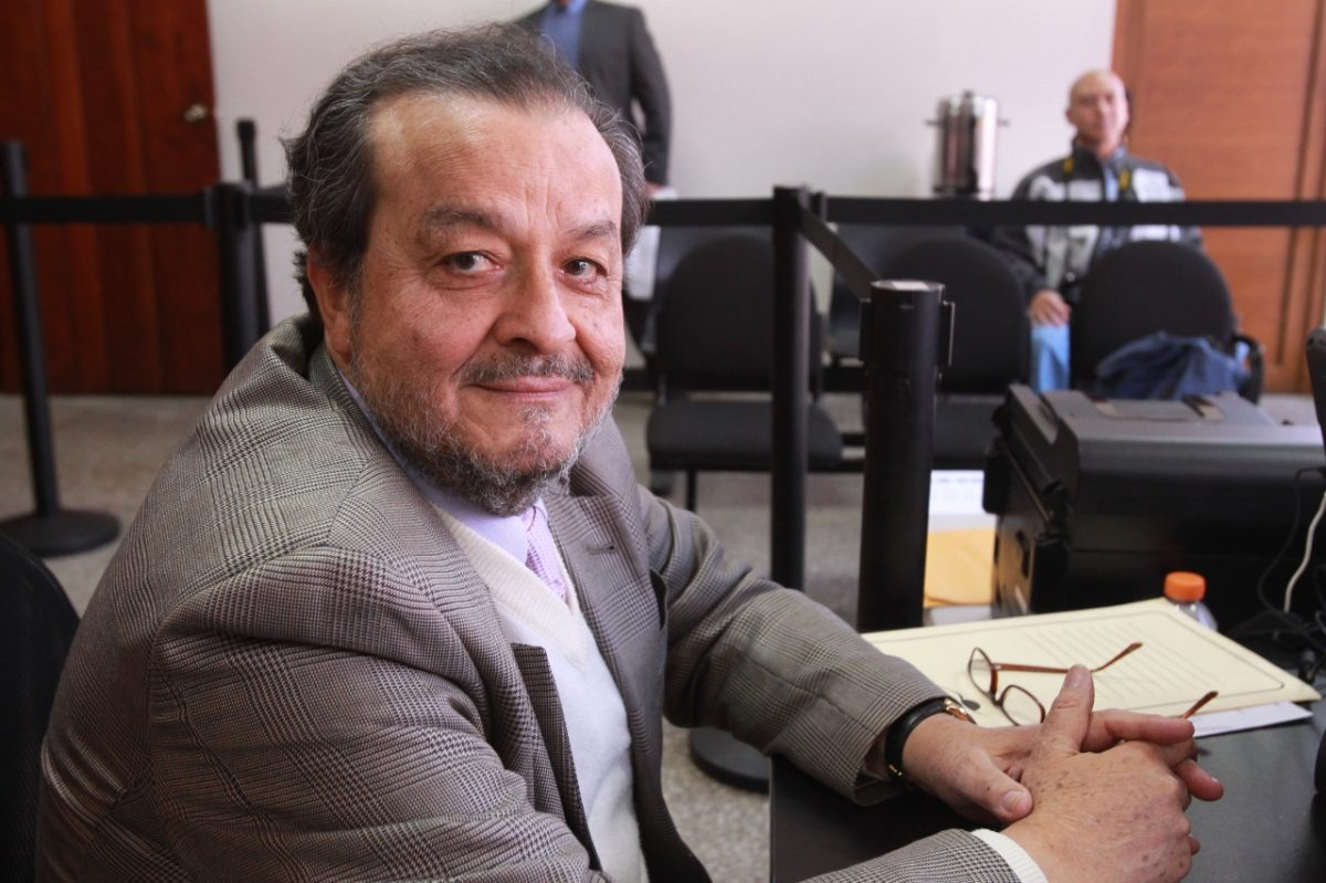 Fallece el abogado Mauro Chacón, exmagistrado titular de la CC