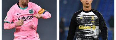 Mensaje en redes sociales crea polémica entre fanáticos del Barcelona y Juventus. (Foto Prensa Libre: Hemeroteca PL)