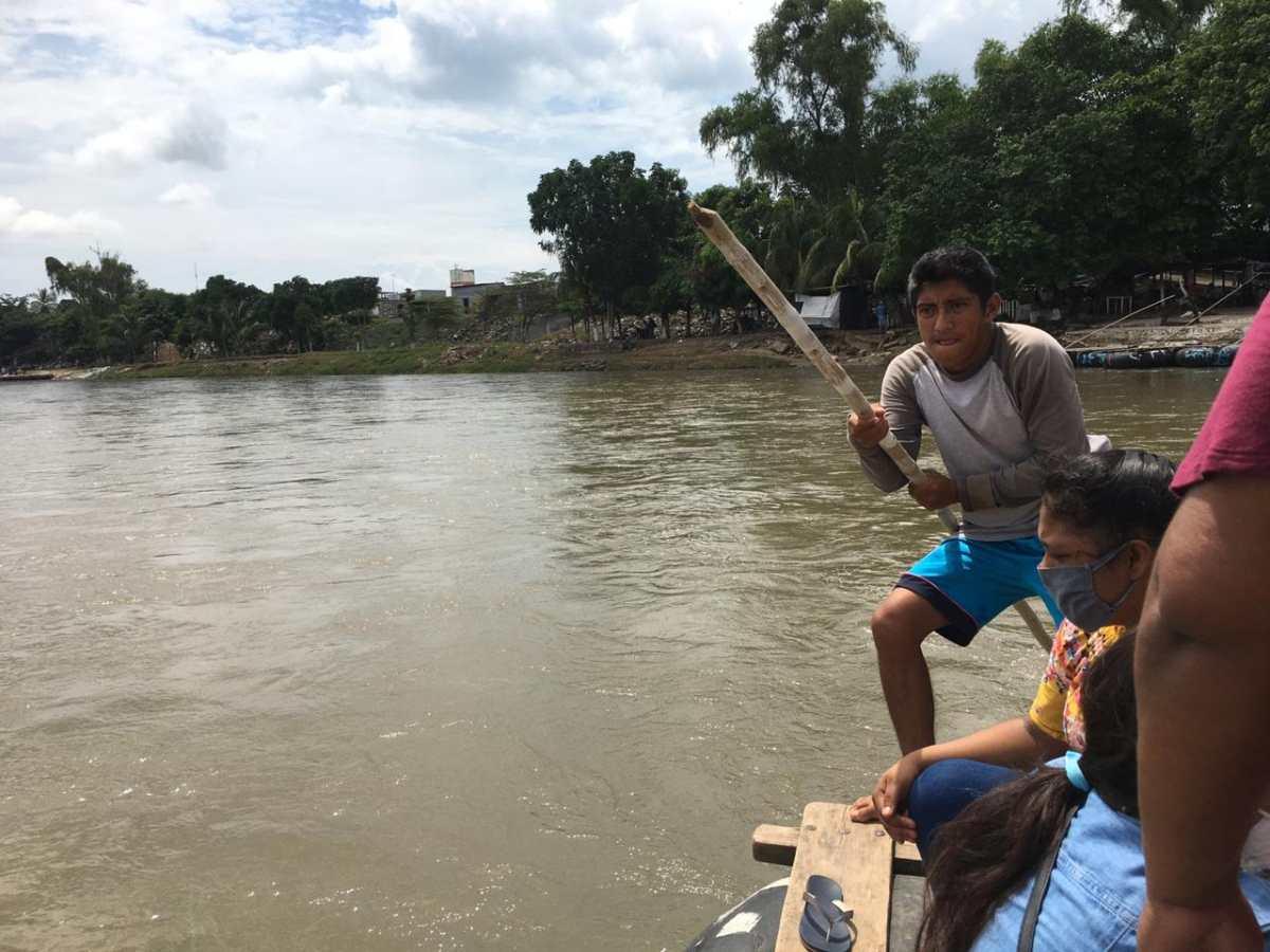Caravana de migrantes: grupos llegan a México y comienzan a cruzar la frontera