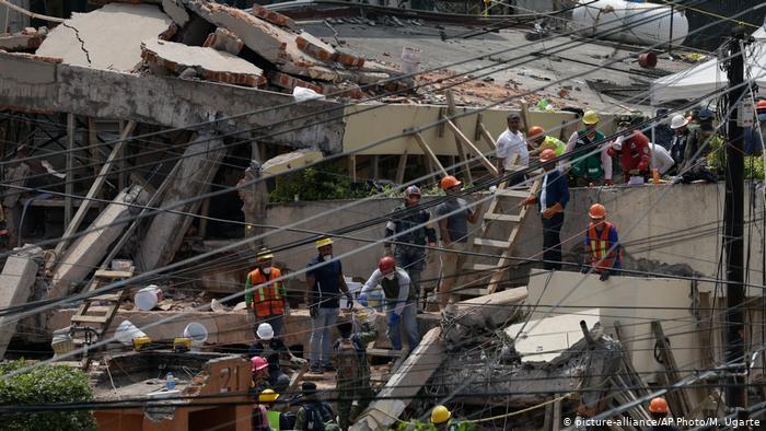 México: 31 años de cárcel a dueña de escuela que se derrumbó en terremoto
