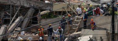 Mónica García Villegas es culpable del homicidio culposo de 26 personas por realizar obras irregulares en el inmueble. (picture-alliance/AP Photo/M. Ugarte)