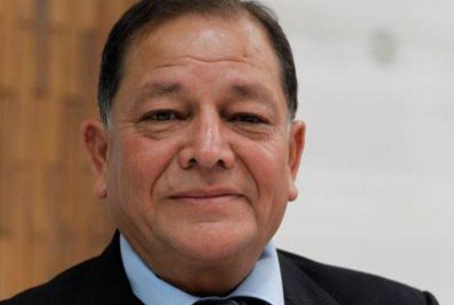 Magistrado titular Neftaly Aldana. (Foto Prensa Libre: Hemeroteca PL)