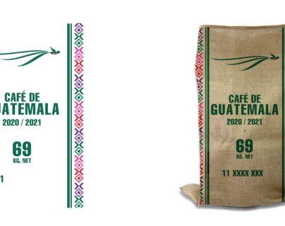 Esta es la propuesta de Anacafé para unificar diseño en sacos y posicionar el grano en el extranjero