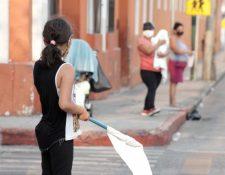 El programa del Bono Familia cerrará con el tercer pago a afectados por el coronavirus. (Foto Prensa Libre: Hemeroteca PL)