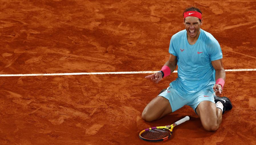 Rafael Nadal: el triunfo, las marcas y los elogios de grandes atletas mundiales