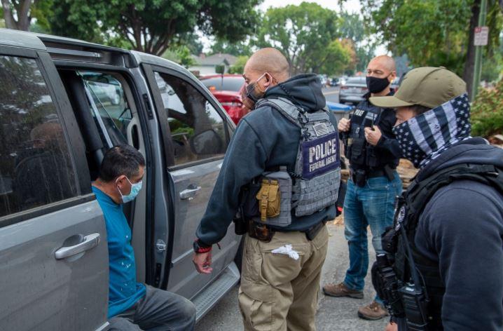 Estados Unidos ha capturado a 170 migrantes en redadas de los últimos días en ciudades santuario