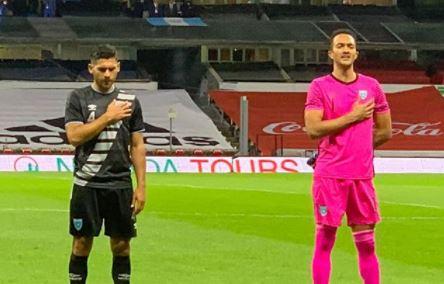 Selección de Guatemala: La fuerte crítica de Oswaldo Sánchez a Ricardo Jerez, el jugador más cuestionado contra México