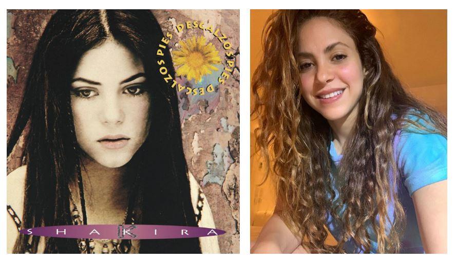 """25 años de """"Pies descalzos"""": Conozca 10 datos curiosos sobre el legendario disco de Shakira"""