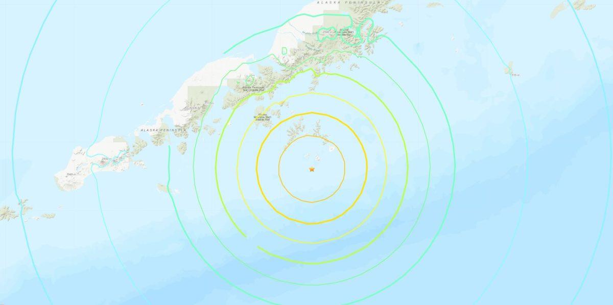 Alaska registra sismo de 7.4 y activa alerta de tsunami